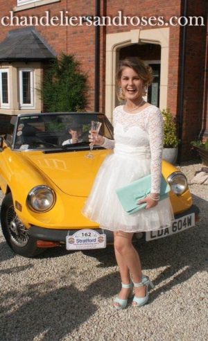 Lottie prom car