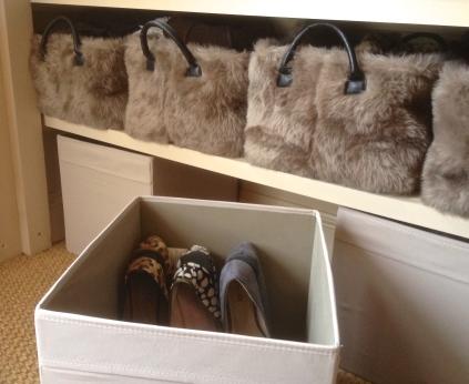 Hallway cupboard blog
