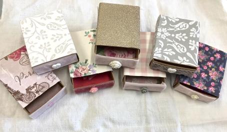 Large Matchboxes